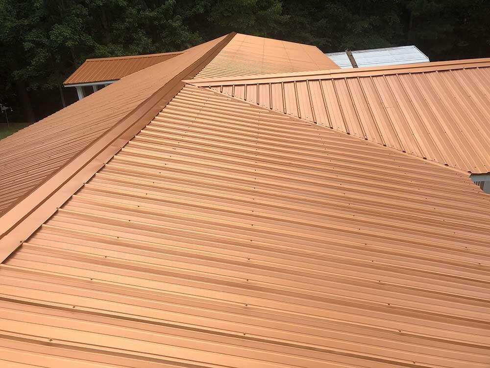 metal roof replacement columbia south carolina
